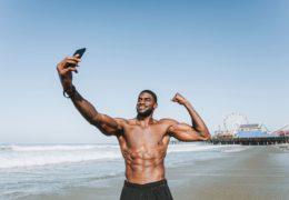 Ćwiczenia mięśni brzucha kaloryfer