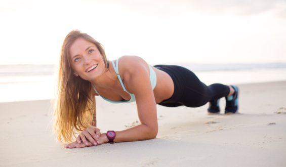 Trening na siłowni plan
