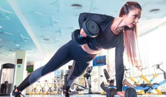 Darmowe plany treningowe można znaleźć w internecie